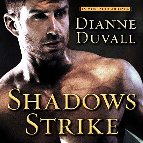 Shadows Strike audiobook cover art