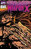 Marvel Comics Presents #84 : Wolverine as Weapon X and Firestar (Marvel Comics)