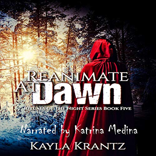 Reanimate at Dawn  By  cover art