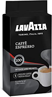 Lavazza Café Espresso Ground Coffee, 200 g