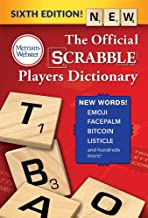 The Official SCRABBLE Players Dictionary, Sixth Edition (Trade Paperback) 2018 copyright