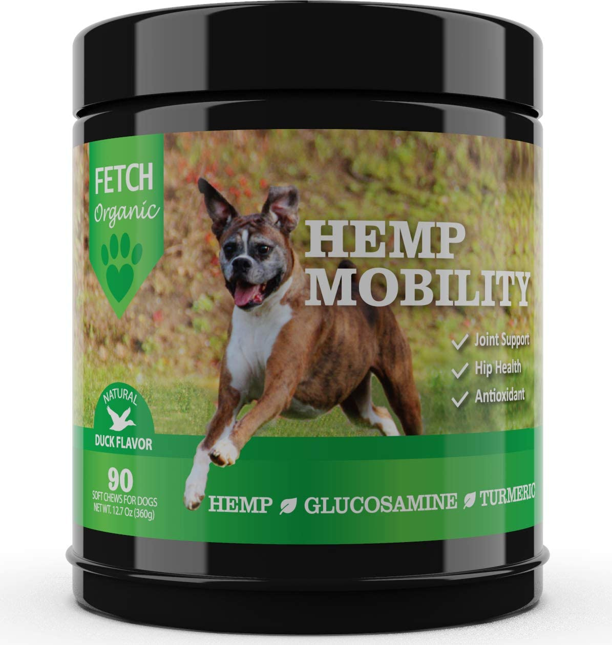Dog Hip Joint Supplement Soft FetchOrganic. T by Chews Product Organic sale