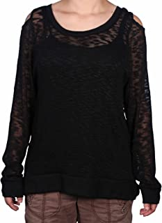 Womens Fairrey Knit Sweater