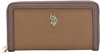 U.S. Polo Assn. Women's Wallet, BIUHU0108WIP705, Army Green
