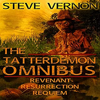 The Tatterdemon Omnibus audiobook cover art