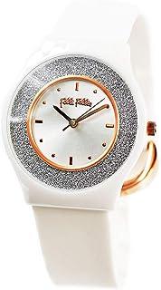 [フォリフォリ] Folli Follie 腕時計 クォーツ WF16F043ZPS WH SPARKLING SAND ホワイト レディース [並行輸入品]