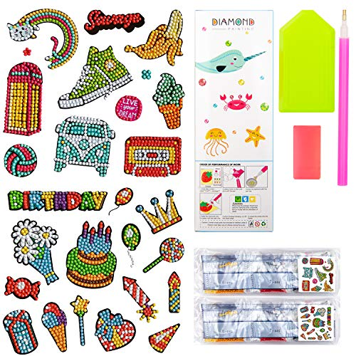Pearler Beads Boards 25 Pieces SMAZINSTAR Fuse Beads Pegboards Set 5mm for Melting Beads, Clear Plastic Pegboards Craft Tray with 25 Pieces Colorful Cards for Kids DIY Craft Beads
