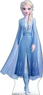 Advanced Graphics Elsa Life Size Cardboard Cutout Standup - Disney's Frozen II (2019 Film)