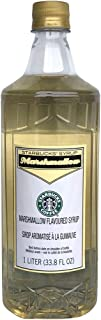 Best marshmallow syrup starbucks Reviews