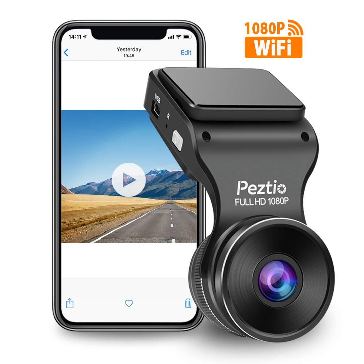 Peztio Recorder G Sensor Recording Detection