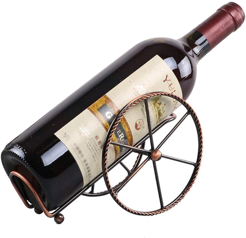 tienda BAIJJ Estante para para para vinos Decoración roja Bar Estante Colgante Estante para Botellas de Vino Portavaños Colgante Europeo TV Gabinete Estante para Botellas vacías  todos los bienes son especiales