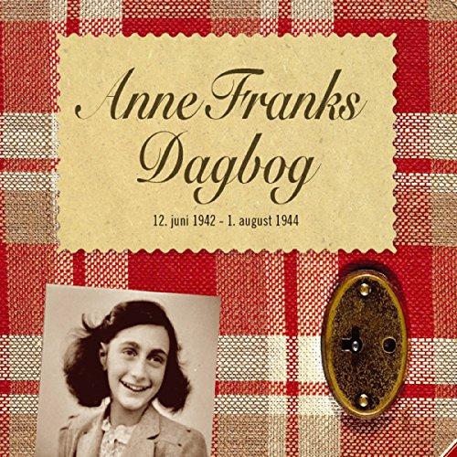 Anne Franks Dagbog Titelbild