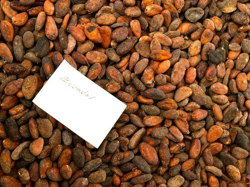 Geröstete Kakaobohnen aus Ecuador (1000g)