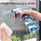 Bakefy® 500 ml Multipurpose Home & Garden Water Spray Bottle for Cleaning Pack of 1