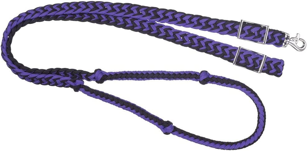 Cheap bargain Tough 1 Knotted Challenge the lowest price of Japan ☆ Reins Roping Cord