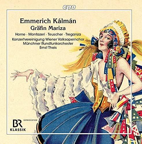 Betsy Horne, Mehrzad Montazeri, Jeffrey Treganza, Munich Radio Orchestra & Ernst Theis