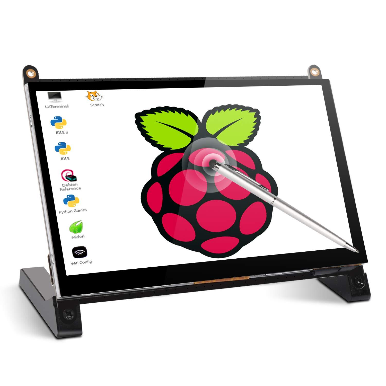 Eviciv Portable Monitor Display 1024X600