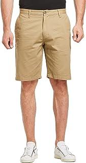Tansozer Men's Shorts Casual Slim Fit Chino Shorts