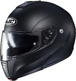 HJC Helmets Solid Men's CL-MAX 3 Modular Street Motorcycle Helmet – Semi Flat..