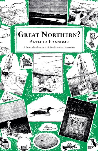 Great Northern? (Swallows And Amazons Book 12) (English Edition)