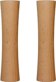 TRANITURE 木製ダンベルMOKKIN(木筋)1.1㎏ 2本セット 日本製