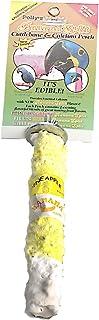 POLLYS Cuttlebone/Calcium Perch, 2.5D x 18L cm, Medium