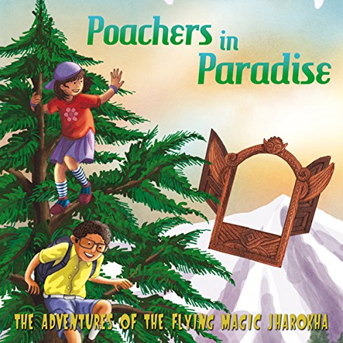 Poachers in Paradise cover art