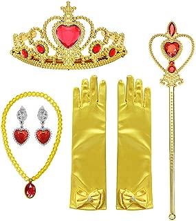 Best disney princess belle red dress Reviews