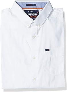 SuperDry Men's Premium University Oxford Shirt PREMIUM UNIVERSITY OXFORD SHIRT