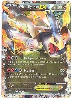 Pokemon - White Kyurem-EX  BW63  - BW Black Star Promos - Holo