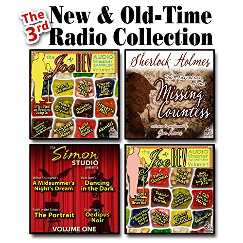 The 3rd New and Old Time Radio Collection audiobook cover art