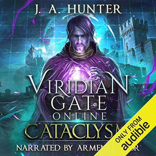 Viridian Gate Online: Cataclysm audiobook cover art
