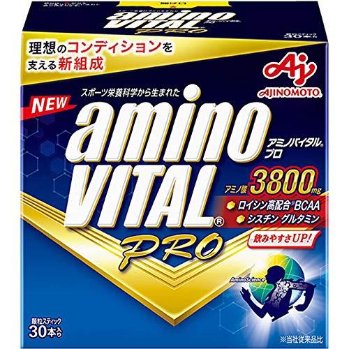 プロ 132g[4.4g×30本入]×12箱 アミノバイタル 味の素 3430154200