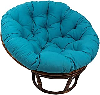 Outdoor Floor Cushion for Indoor and Outdoor Sink Into Thick and Comfortable Oversized Papasan Papasan Cushion Cover Swing Basket Cushion