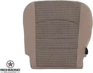 Richmond Auto Upholstery 2011 Dodge Ram 2500 SLT - Driver Side Bottom Cloth Seat Cover, Tan