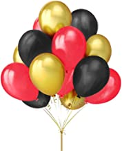 Best red black and gold balloons Reviews