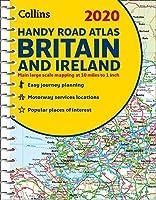 2020 Collins Handy Road Atlas Britain and Ireland