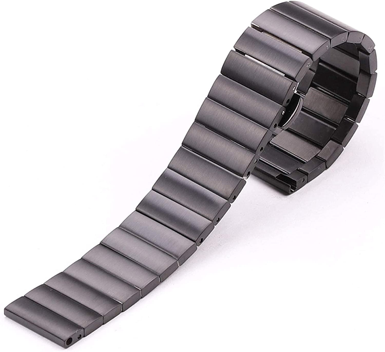ZJSXIA Watch Strap Stainless Steel Bracelet Watchbands online shop Ranking TOP19 16mm 18m