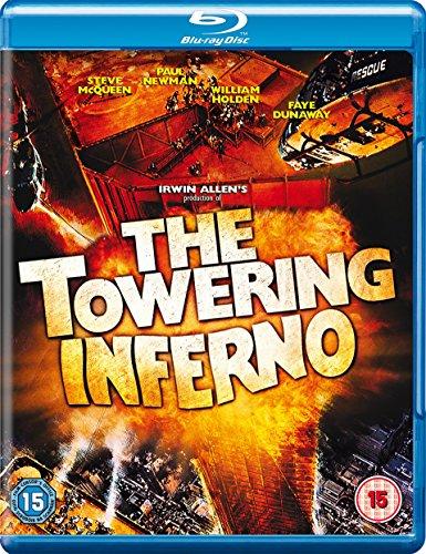 Towering Inferno [Blu-ray] [UK Import]