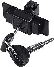 YMQ Store MB846665 Handschoenkast Lock Sleutel Fit voor Mitsubishi Montero Pajero V31 V32 V33 1992-2000 ZHANGMEI (Color : ...