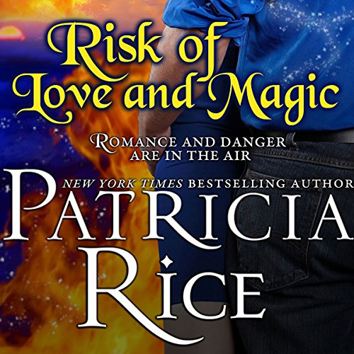 Risk of Love and Magic audiobook cover art