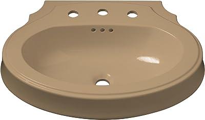 American Standard 0475.020020 Aqualyn Lavatory White