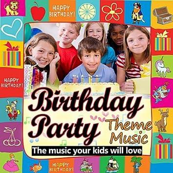 Birthday Party Theme Music
