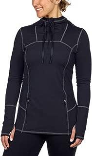 Ladies' Active ¼ Zip Pullover Hoodie