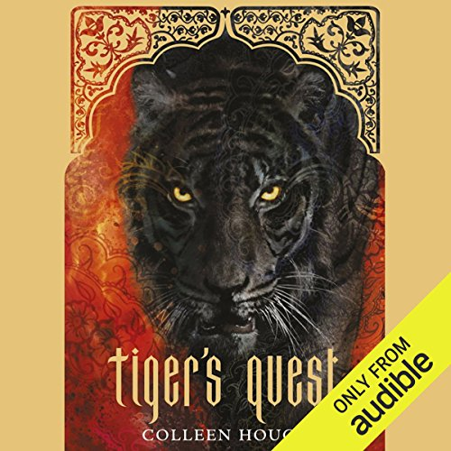 Tiger's Quest audiobook cover art