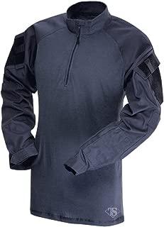 Tru-Spec 65/35 Polyester/Cotton Rip-Stop 1/4 Zip Tactical Response Combat Shirt