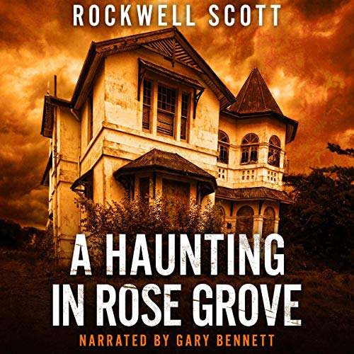 A Haunting in Rose Grove  By  cover art