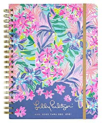 lilly pulitzer planner for moms on amazon