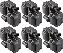 MOSTPLUS Ignition Coils For Mercedes-Benz 1997-2011 Replaces UF359 5C1226