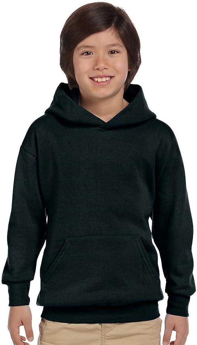 Hanes P470 Youth ComfortBlendå¨ EcoSmartå¨ Hooded Pullover